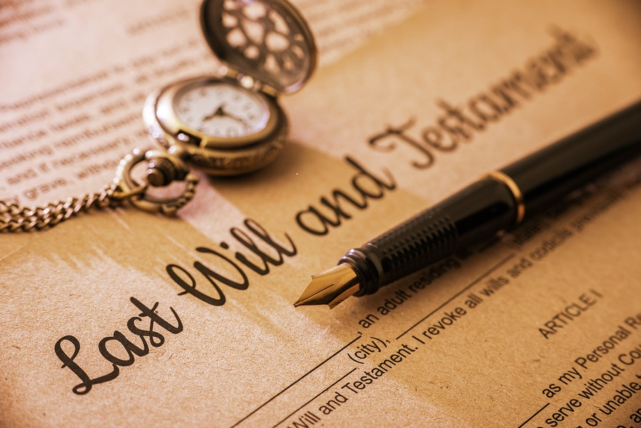 Legal Documents and Planning